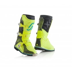 Shark Junior Boots Black Yellow