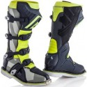 X Pro V Boots Black Gray