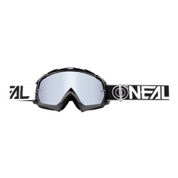 B-10 Two Face Black  Neon Yellow - lente Clear