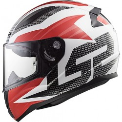 FF353 Rapid grid White Red