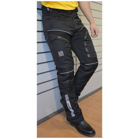 New Double J Pants Black