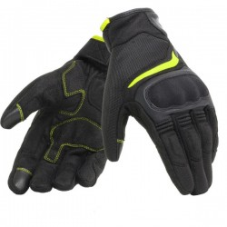 Air Master Black Yellow Fluo