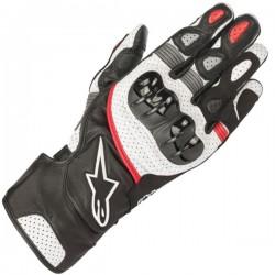 SP-2  V2 Gloves Red White Black