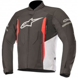 T-Faster jacket Black White Red