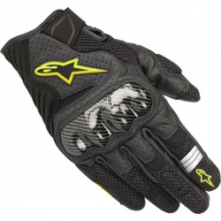 Smx 1 Air V2 Black Yellow Fluo