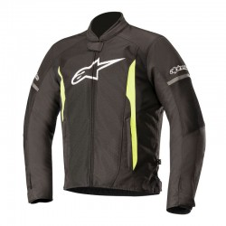 T-Faster Air Jacket Black Yellow