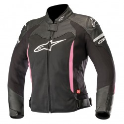 Stella SP X Air Jacket Black Fuchsia