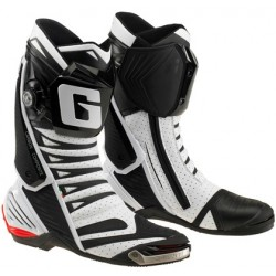 GP1 Boots Racing White