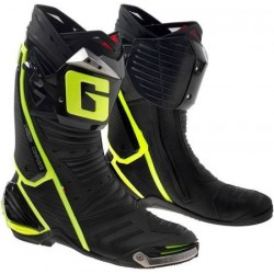 GP1 Boots Racing Yellow