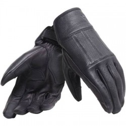 Hi-Jack Gloves Leather Black