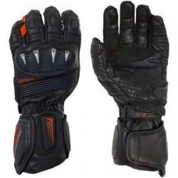 Racing Gloves Caunguro Red Black