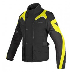 Tempest Lady D-Dry Jacket Black Yellow