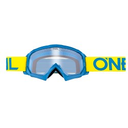 B-10 Youth Goggle Solid Yellow Blue