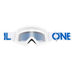 B-10 Youth Goggle Solid White