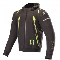 Mercury Tech Hoodie Monster Black Green