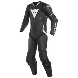 Laguna Seca 4 Suit 1pcs Black White