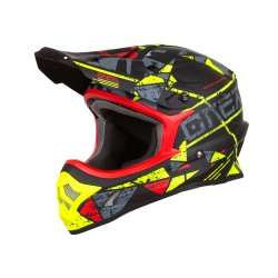 3Series Helmet Zen Neon Yellow