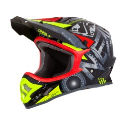 3Series Helmet Helium Red