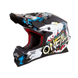 3Series Helmet Youth Villain white