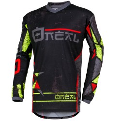 Element Jersey Zen Yellow Fluo