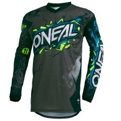 Element Youth Jersey Villain Gray