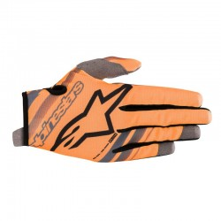 Youth Radar Gloves Orange