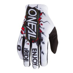 Matrix Gloves Villain White