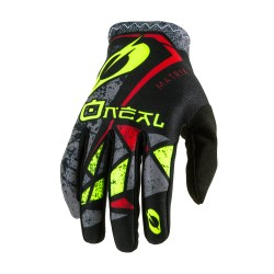 Matrix Gloves Zen Black Yellow