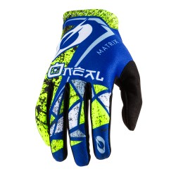 Matrix Gloves Zen Blue