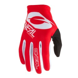 Matrix Gloves Icon Red