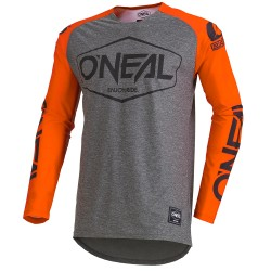 Mayhem Lite Jersey Hexx Orange