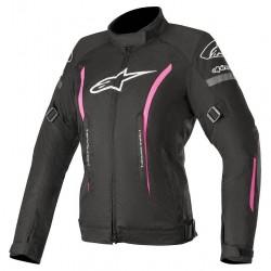 Stella Gunner V2 Waterproof Jacket Black/Fuchsia