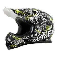 Backflip Rl2 Youth Evo Attack Black/Hi Viz