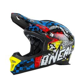 Fury RL Helmet Wild Multi