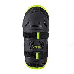Peewee knee Guard Neon Yellow