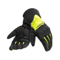 X-Tourer D-Dry Gloves Black Yellow