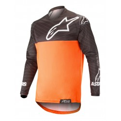 Venture R Jersey Orange Black