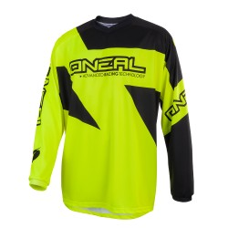 Matrix  Jersey Ridewear Neon Yellow