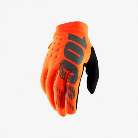 Brisker Neoprene Fluo Orange Black