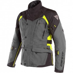 X-Tourer D Dry Ebony Black Fluo Yellow