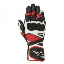 SP-1 V2 Gloves Black White Red