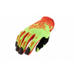 Mx Kid Gloves giallo Arancio