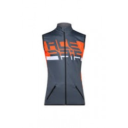Gillet Softshell X-Wind Gray Orange