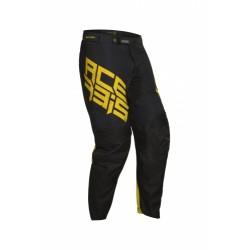 Pantalone Mx Caspian Nero Giallo