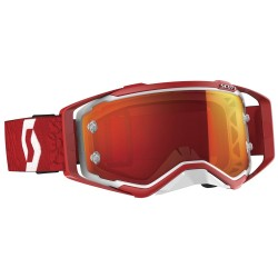Prospect Goggle 2019 White Red