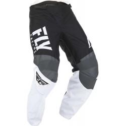 F-16 Pants Black White Gray