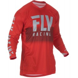 Lite Jersey Red Gray