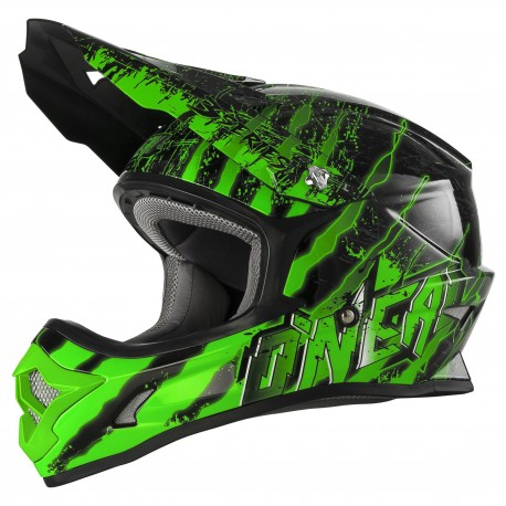 Mercury 3Series youth Black/Green
