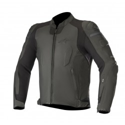 Specter Jacket Leather Tech-Air Black