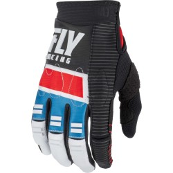 Cross Evolution Gloves Red Blue White